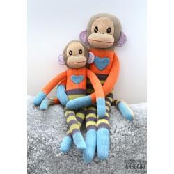 Sock Monkey Loranga Big
