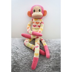 Sock Monkey Martine Big