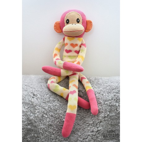 Sock Monkey Martine Stor