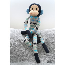 Sock Monkey Gordon Big